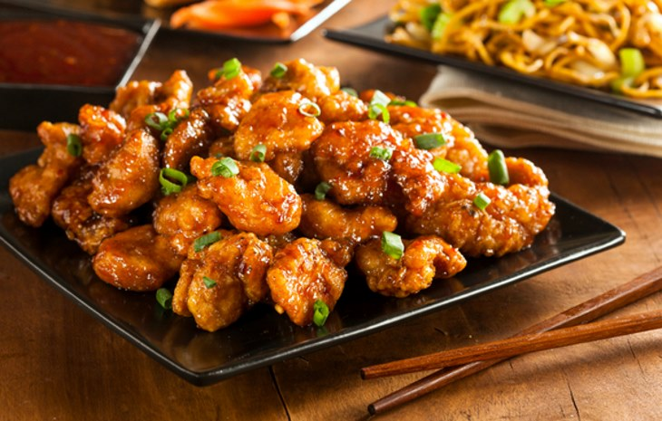 This Crispy Orange Chicken Is Surprisingly Easy To Make